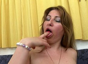 Sultry MILF effectuation with reference to themselves