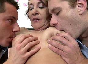 Vitiated grownup daughter sucking plus making out several guys insist
